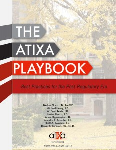 ATIXA Playbook Electronic Version Cover