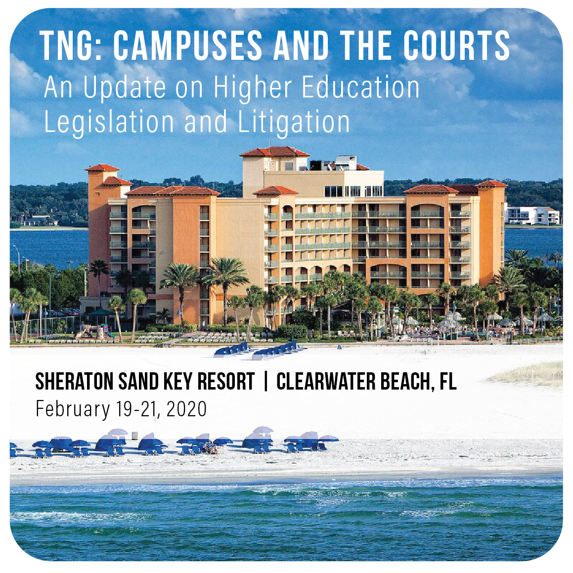 Campus in the Courts Conference